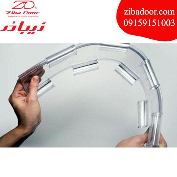 مقاومت تیغه شفاف پلی کربنات